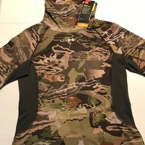 Under Armour ColdGear Reactor Fitted Long Sleeve